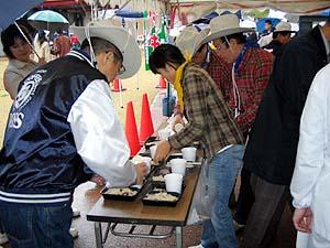 飛騨牛&秋の味覚に舌鼓〜下呂温泉謝肉祭2006秋開催〜