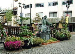 花の下呂温泉 魅力ある街づくり